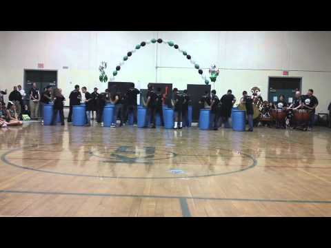 2013 Kings Canyon Middle School Drumline