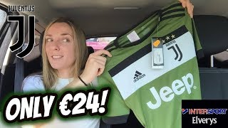 JUVENTUS KIT €24 & Where To Find the CHEAPEST World Cup Jerseys!