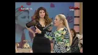 POP STAR ÖZLEM VE KİBARİYE DÜET'İ