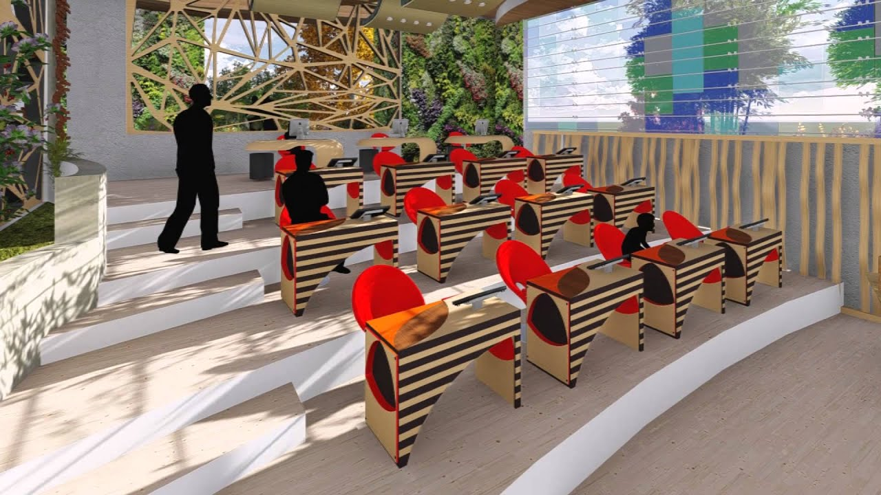 Arquitectura dise o de aulas automatizadas youtube for Aulas web arquitectura