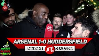 Arsenal 1-0 Huddersfield | Torreira Is The Best Signing This Season FACT!!