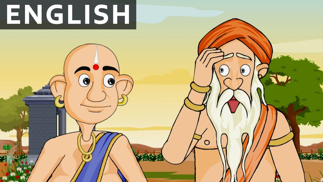 The Real Decoration Tales Of Tenali Raman Animatedcartoon