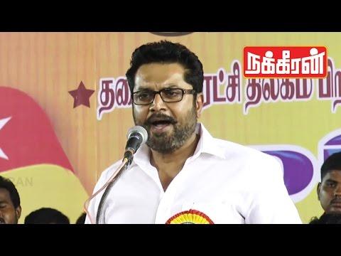 Sarathkumar : Yes I am Nadar ! Speech about caste Politics