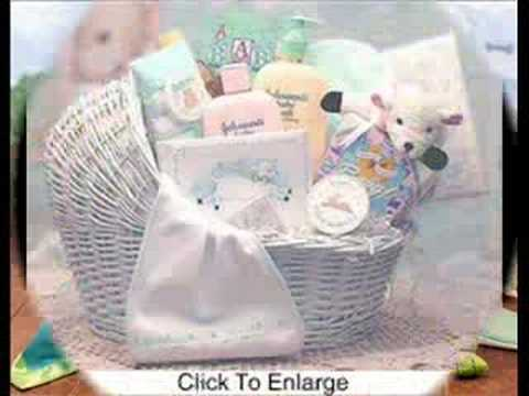 Baby gift baskets filled with baby accessories from www baby gift baskets filled with baby accessories from kimsgiftbaskets negle Images