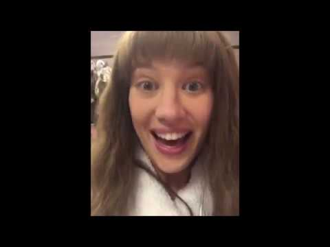 Yael Grobglas Instagram videos