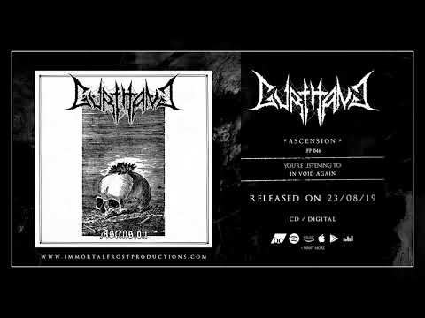 Gurthang - In Void Again (Official Track Stream)