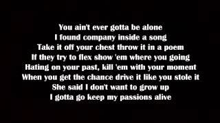 Abstract - Neverland (ft. Ruth B) Lyrics