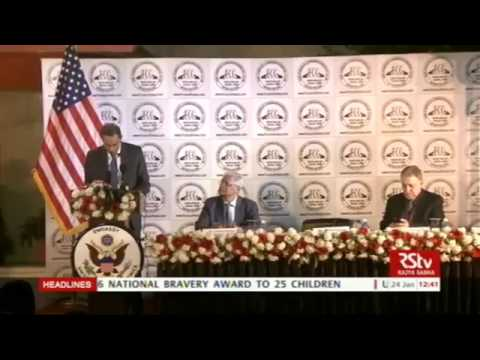 Discourse On India US Relations