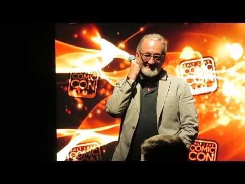 Robert Englund, Salt Lake Comic Con 2016