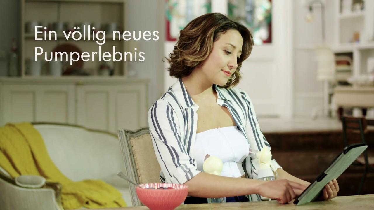 Medela Swing Maxi Flex Milchpumpe – die neue Milchpumpen Generation