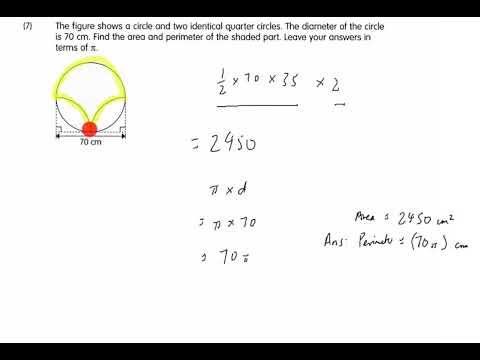 P6 Mathematics - Lesson on Tue, 17042018 1100am (Workbook Maths 6A - Chapter 5 Circles)