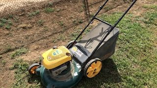 "Yardman 21"" Lawn Mower"