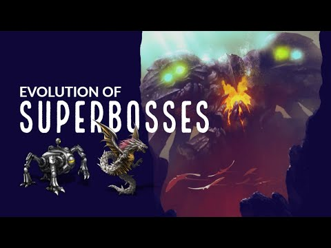 The Complete Evolution of Superbosses