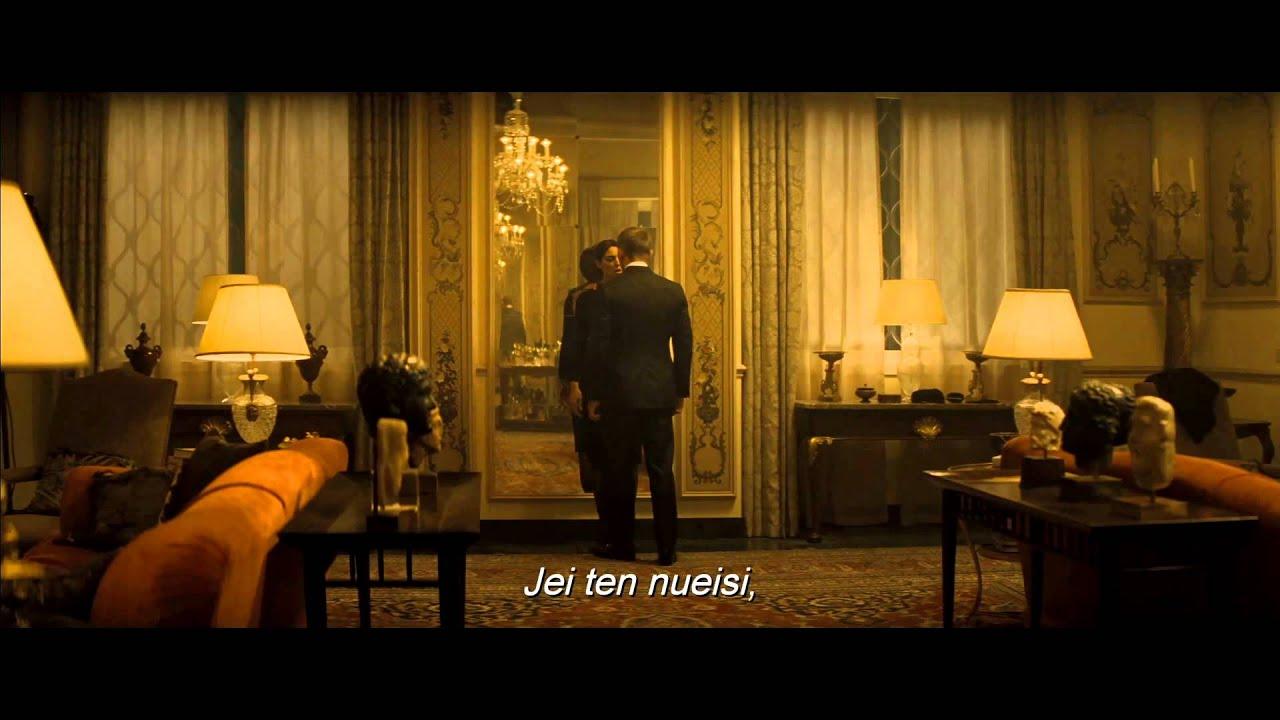 """Bondiada tęsiasi naujame filme """"007 SPECTRE"""". Kinuose nuo lapkričio 6 d."""