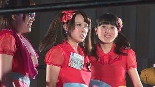 1本目※ ミスフラッシュ2014ファイナリスト辺見玲菜 VS 日テレジェニッ...