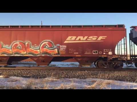 How Tomorrow Moves...In South Dakota? CSX Power Leads a Manifest Under the Butler Bridge