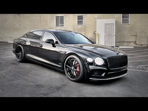 "2020 Bentley Murdered, Cullinan White Out 26"" Wheels, Q & A."