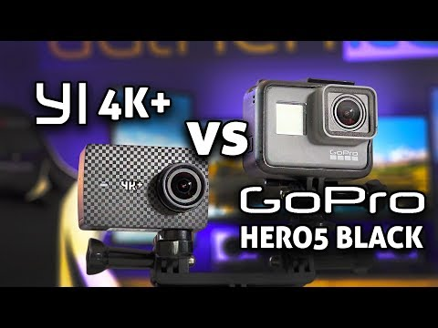 Gopro Hero 5 Black Vs Session Vs Yi 4k Review Doovi