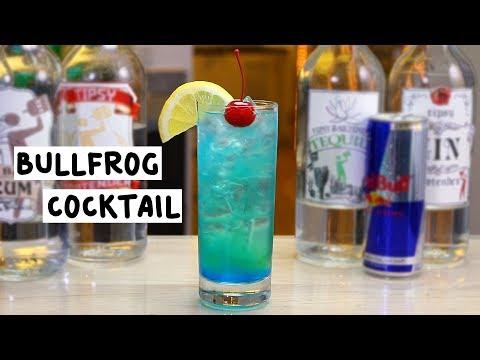 Bullfrog Cocktail