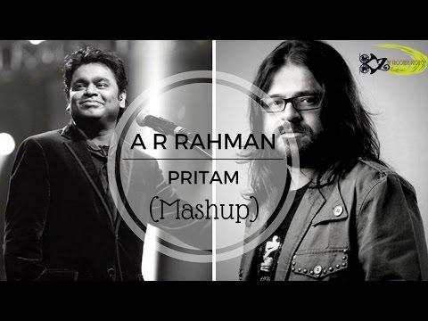 A R Rahman & Pritam mashup | The Kroonerz Project | Mann Taneja | Sahiljeet Singh