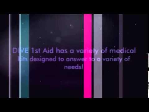 scuba diver first aid kit San Pedro CA | Call (310) 832-4363