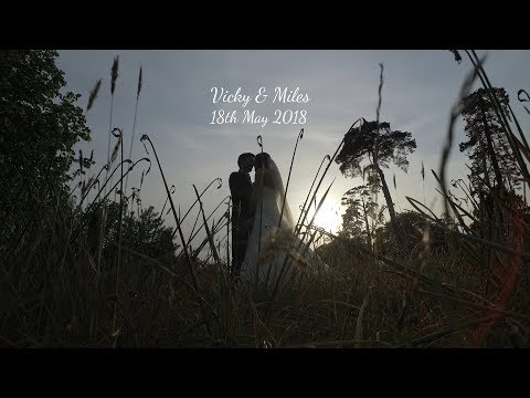 Buxted Park | Vicky & Miles - 18th May 2018