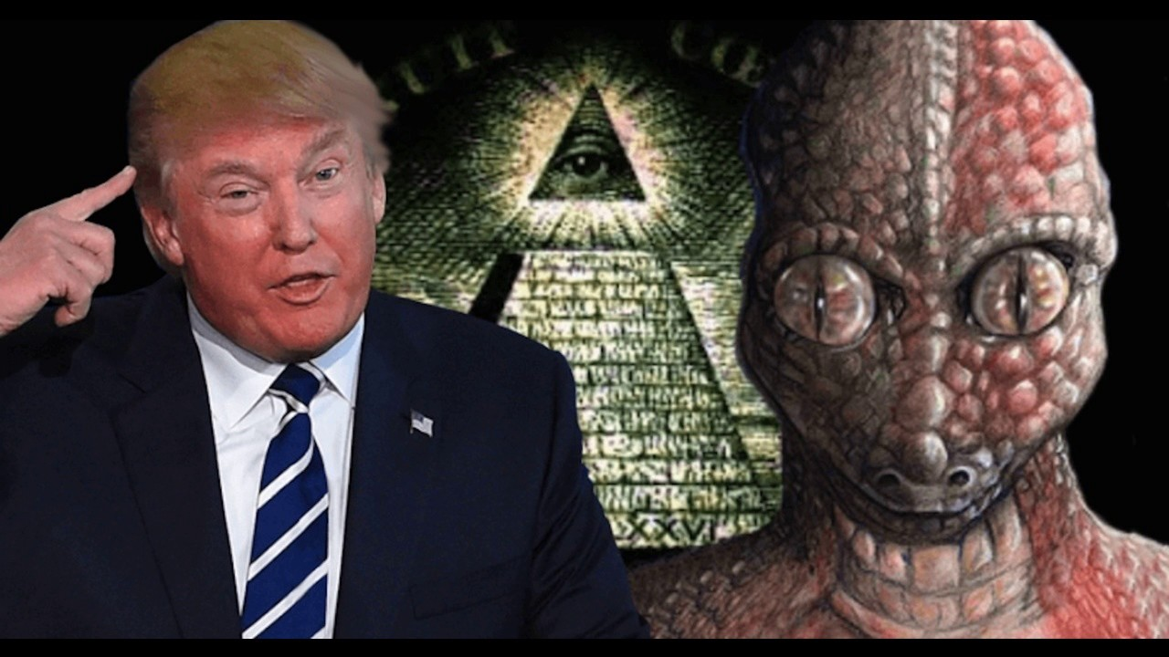 Trump Is Controlled by Aliens? Maxresdefault
