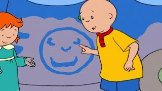 Caillou Full Episodes | Caillou and the Dirty Car | Cartoon Movie | WATCH ONLINE | Cartoons for Kids