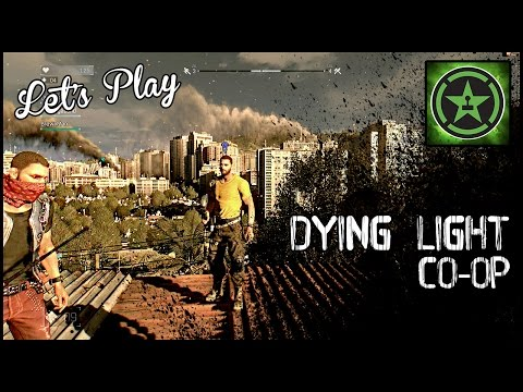 Let's Play - Dying Light Co-Op