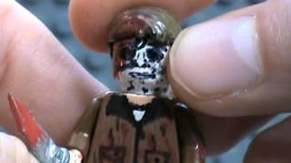 Custom Lego Minifigures! Part 1(Horror)