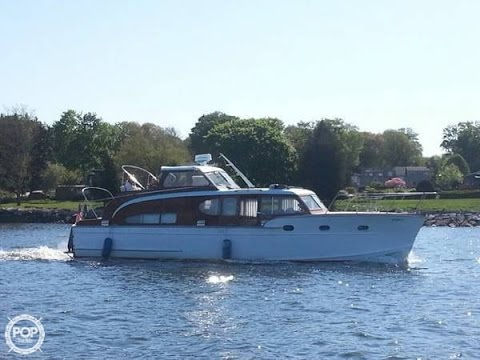 [UNAVAILABLE] Used 1952 Chris-Craft 42 Commander in Pawtucket, Rhode Island