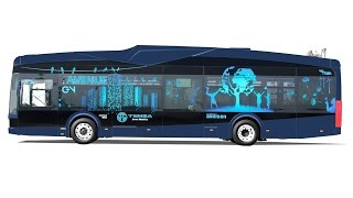 أنتجت في تركيا .. الحافلات الكهربائية .. الطاقة الخضراء