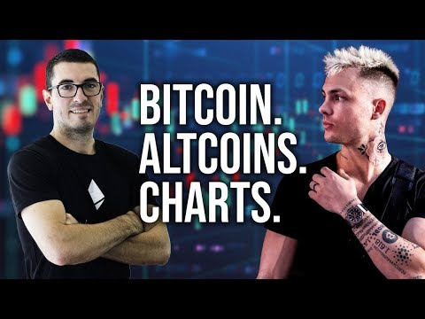 Bitcoin, Altcoins & Charts With Bitlord