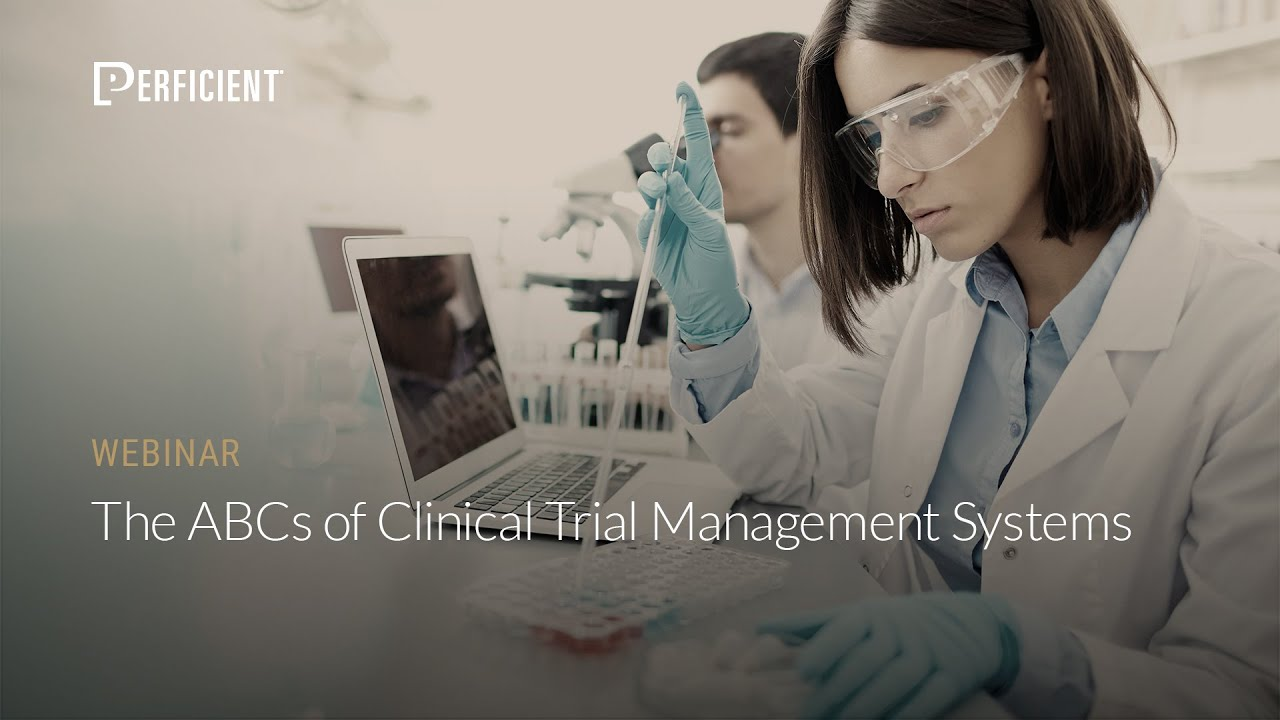 The ABCs of Clinical Trial Management Systems - YouTube
