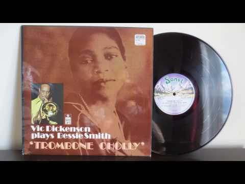 Vic Dickenson ‎– Trombone Cholly (1976) Jazz Blues Bessie Smith