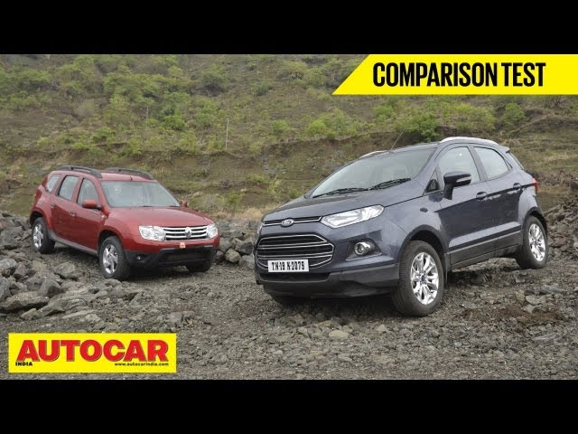Ford EcoSport Specifications Find All Details Features