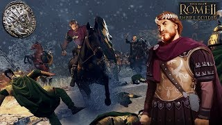 Video THE RISE OF GALLIC ROME! - Empire Divided Campaign DLC Gameplay - Total War Rome 2 download MP3, 3GP, MP4, WEBM, AVI, FLV November 2017