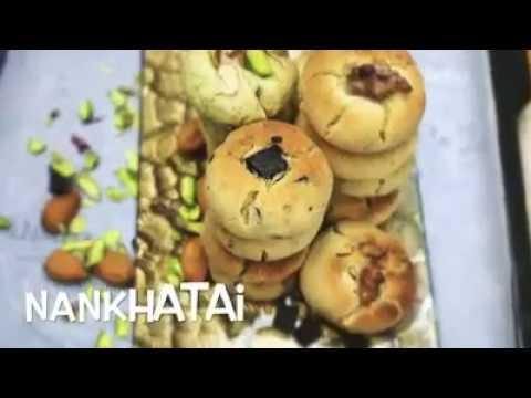 Nankhatai - How to make Nankhatai at Home - {NT Lifestyle}