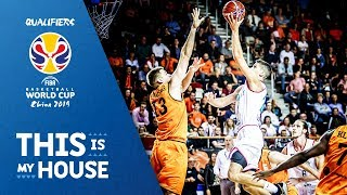 Netherlands v Hungary - Full Game - FIBA Basketball World Cup 2019 - European Qualifiers