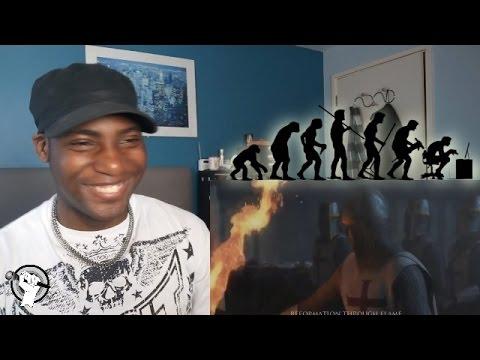 CIVILIZATION EPIC RAP | Dan Bull - REACTION!