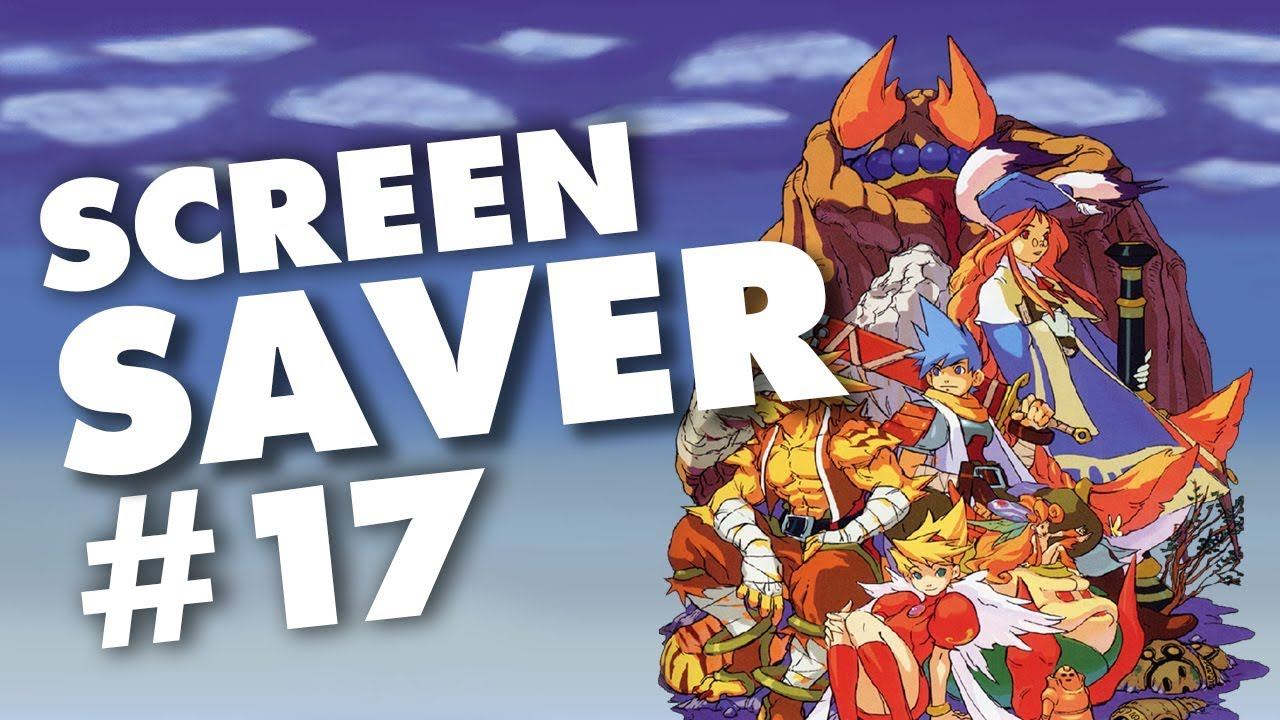 RetroPie Screensaver #17 - Breath of Fire III (PS1) by Malixx