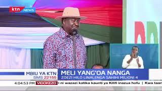 Ukusanyaji wa saini za BBI wazinduliwa, Raila na Uhuru watia sahihi zao   Mbiu ya KTN
