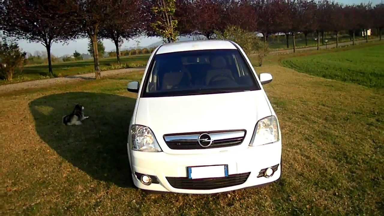 Opel Meriva 1.7 CDTI (2003) - maximum torque