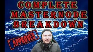 Complete Masternode Breakdown - CryptoCon 2018