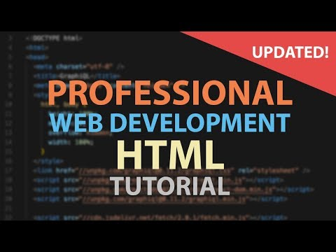 HTML Tutorial for Absolute Beginners