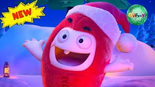 Oddbods  CHRISTMAS 2019  Baby Bods Sing Jingle Bells  Funny Cartoons For Kids
