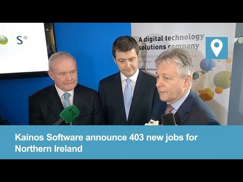 Kainos Software | 403 New Jobs Announced