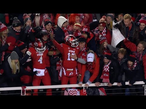 Utah football, fresh off Pac-12 South title, takes aim at Holiday Bowl win to round out 2018...