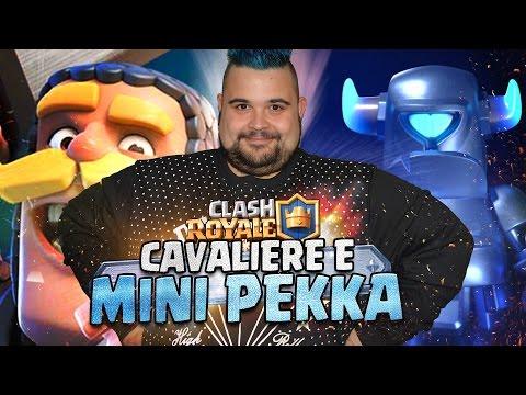 Scalata al Campione Definitivo : Cavaliere e Mini Pekka  CLASH ROYALE