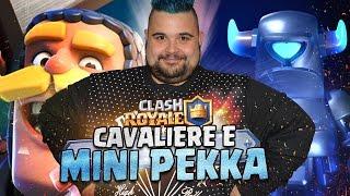 Scalata al Campione Definitivo : Cavaliere e Mini Pekka| CLASH ROYALE